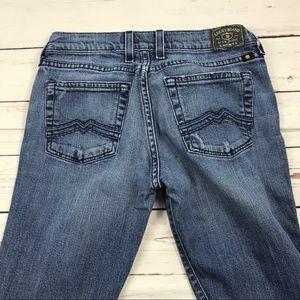 Women's Lucky Brand Sz 2 Sweet N Low Leslie Jeans